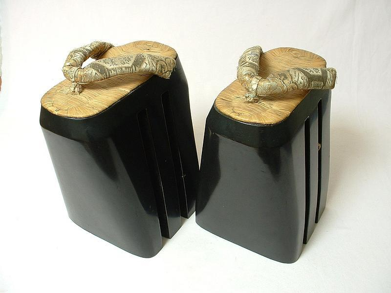 Geisha Shoes Fashion