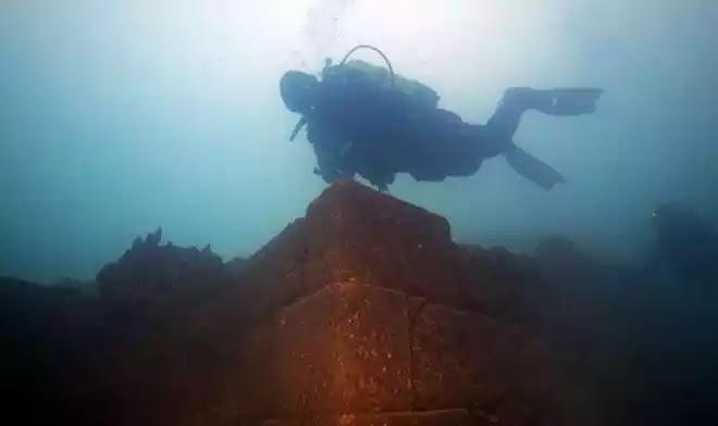 Σενάρια για τη χαμένη Ατλαντίδα: Η συγκλονιστική ανακάλυψη σε λίμνη της Τουρκίας