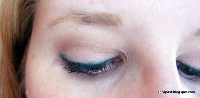 ULTA Gel Eye Liner Pencil in Peacock.