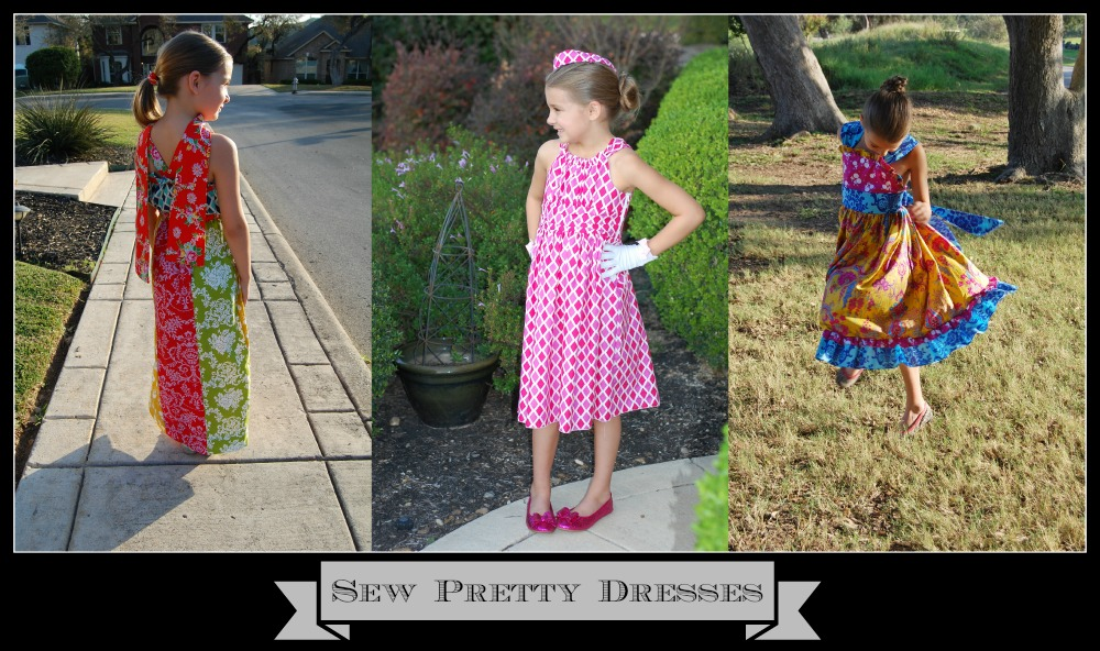 Sew Pretty Dresses