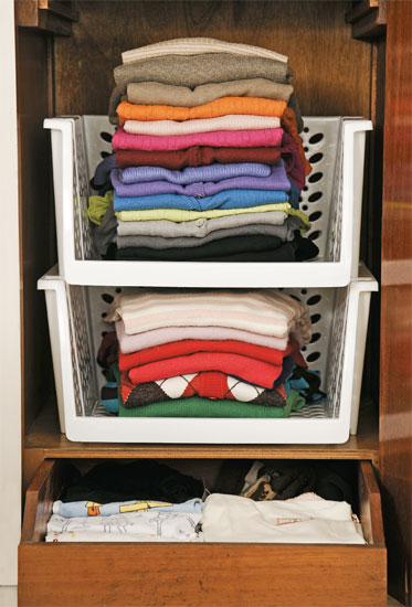 Glamour cia dicas para organiza o do seu arm rio - Organizadores de armarios ...