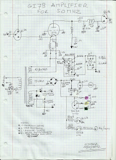 Ct1aoz Ham Radio  Gi7b 50 Mhz Linearamplifier