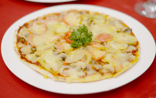 Zabadani Pizza (P235)
