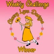 Winner CHEERY LYNN DESIGNS