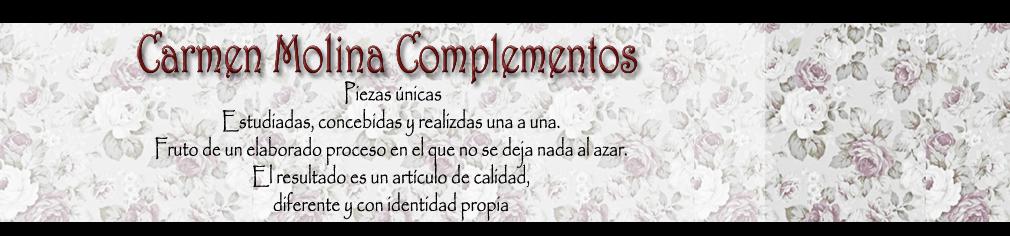 Carmen Molina Complementos