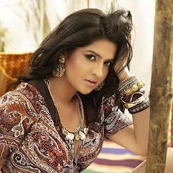 Deeksha Seth on G Venket Ram Calendar 2012 Photoshoot Stills