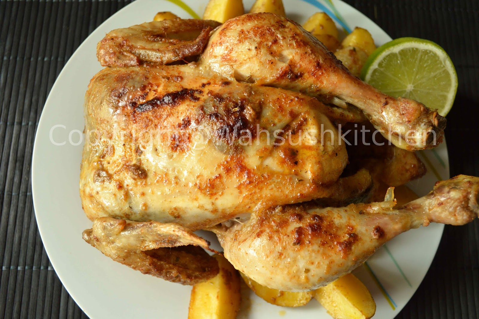 how to cook a peerfect whole chicken