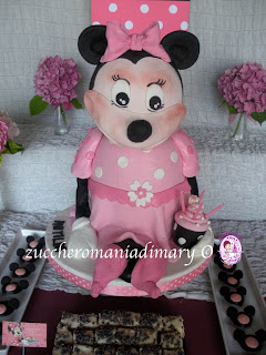 cake design torta minnie