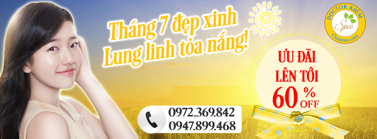 Doctor Spa bác sĩ Kiệm - www.DoctorSpa.us
