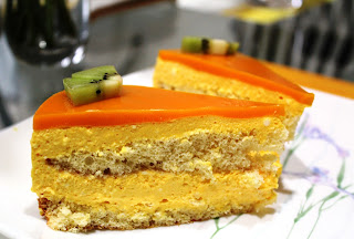 आंबा मुज केक