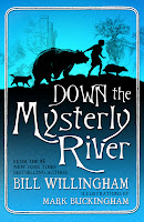 book cover of Down the Mysterly River by Bill Willingham published by Starscape