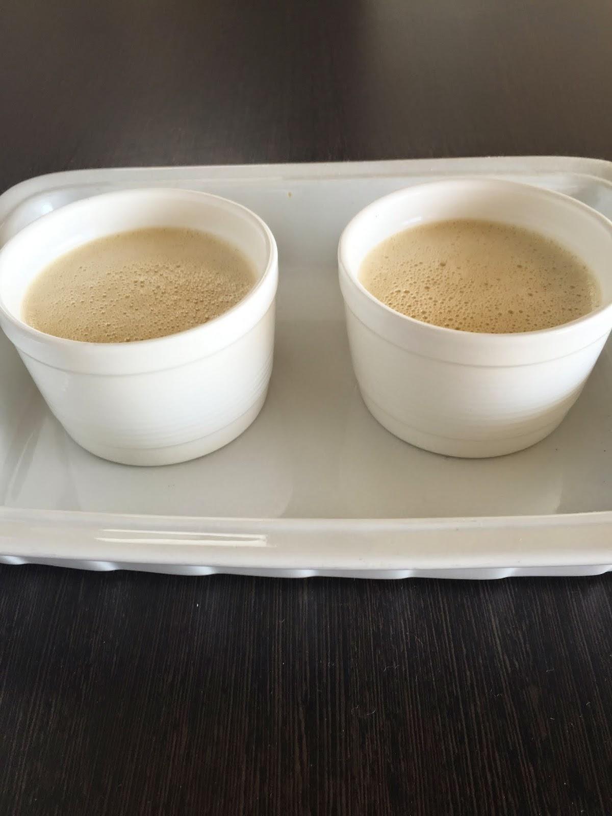 Cassie Cakes Coconut Creme Brulee