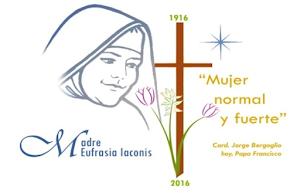 Año del centenario de la partida al cielo de la Madre Eufrasia