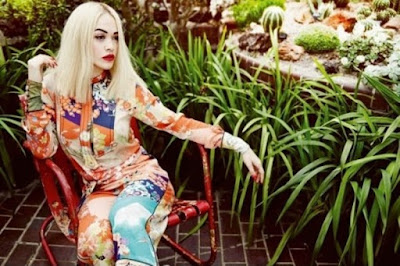 Rita Ora Instyle UK Magazine April 2015 Photos