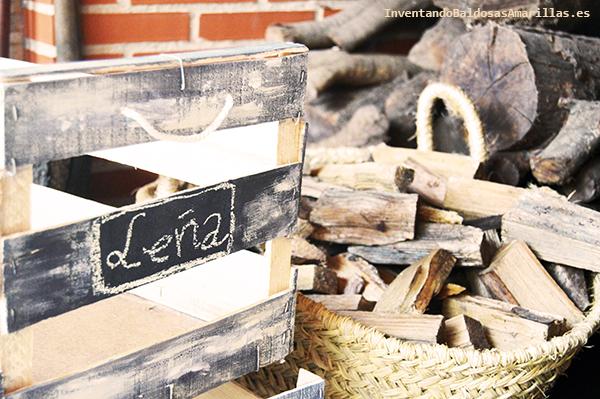Decorar madera hacer bricolaje es - Caja de frutas de madera ...