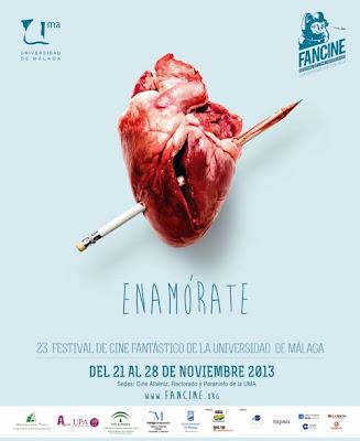 FANCINE 2013  festival fantástico terror malaga