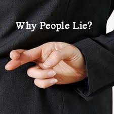 why people lie