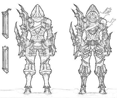 Diablo 3 Demon Hunter Yumiko Fujiwara