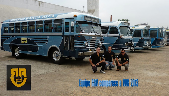 Equipe RRV MINIATURAS DE ÔNIBUS