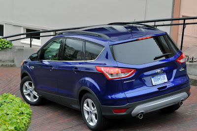 2013 Ford Escape Review and Pictures