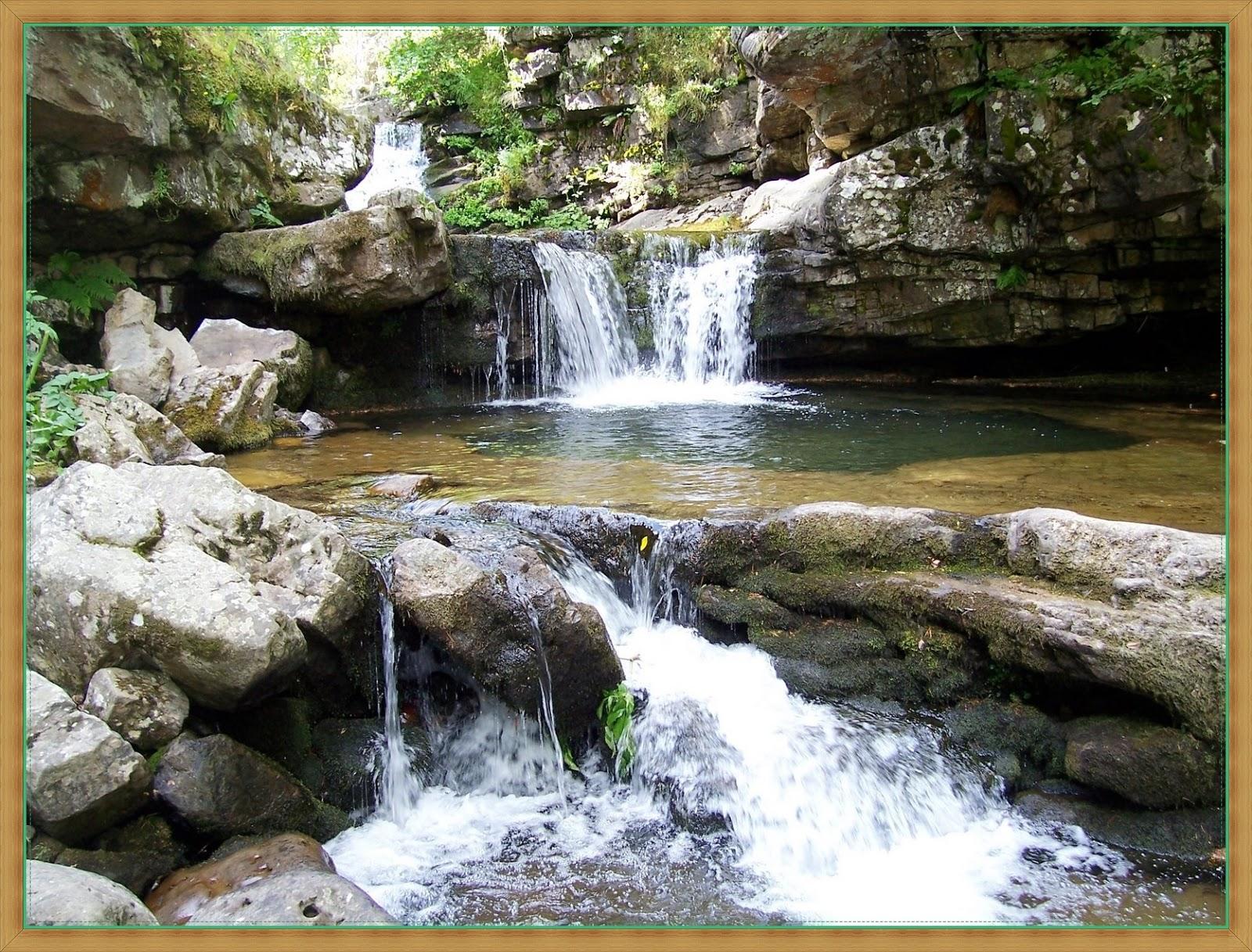 Cascadas de euskadi y alrededores agosto 2015 for Cascada par