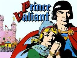 The Official Prince Valiant Annual 01 (1988) - Pioneer