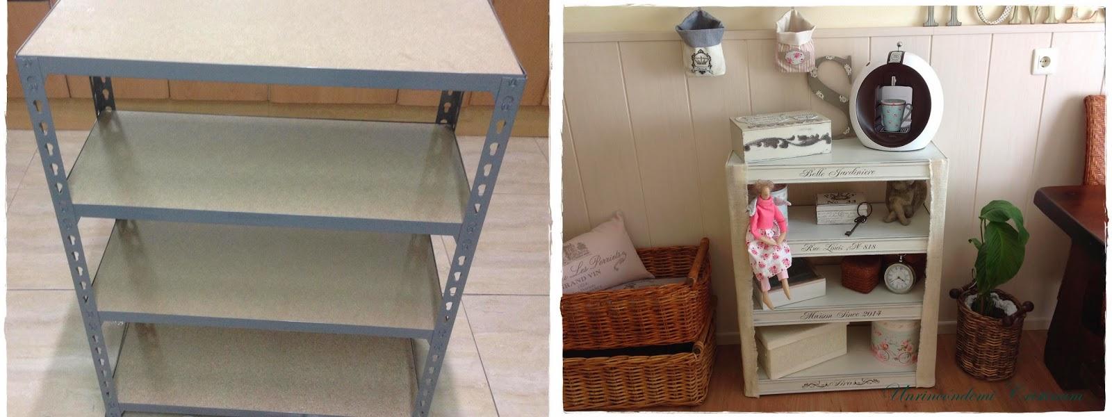 Un rinc n de mi paso a paso como transformar una - Como forrar muebles con tela paso a paso ...