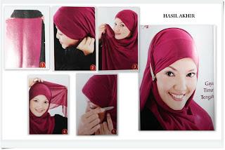 jilbab Hijab Style