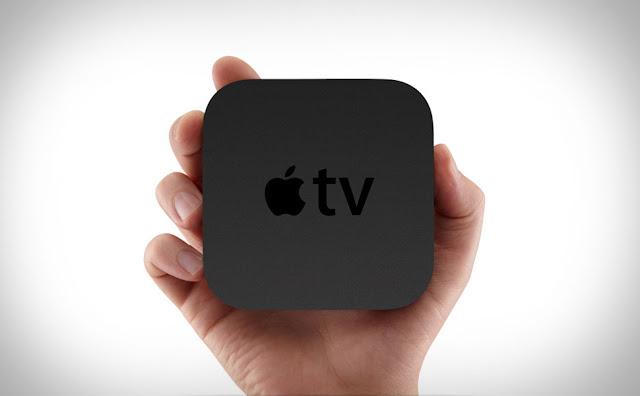 Apple TV é vai se concentrar nos jogos
