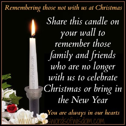Remembering Lost Loved Ones Christmas Quotes : Remembering A Loved One Quotes. QuotesGram