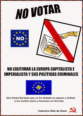 ODC ante las Elecciones Europeas