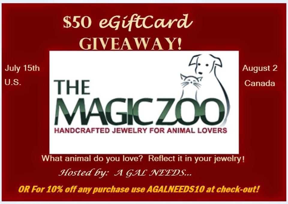 Magic Zoo Giveaway