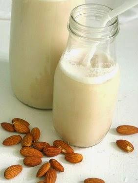 lapte de migdale calorii