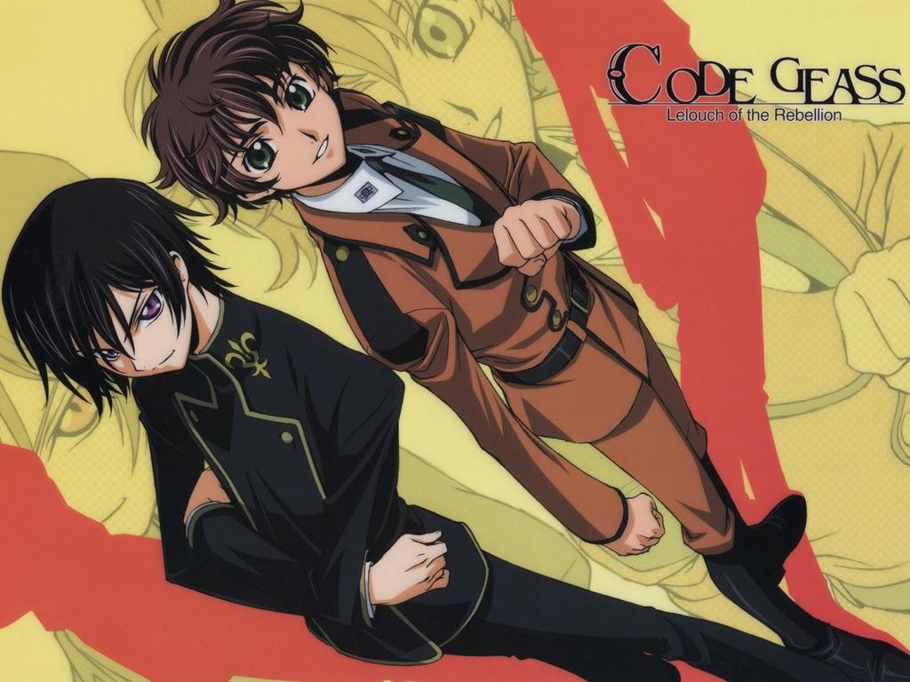 Code Geass: Hangyaku No Lelouch R1