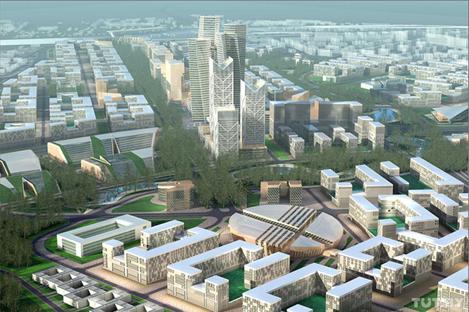 Minsk City concept