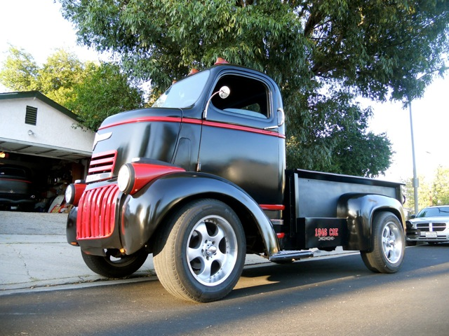 1947 Ford Chevy Panel Truck For Sale | Autos Weblog