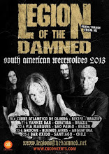 Recitales en Chile : Junio                                                    Legion of the Damned