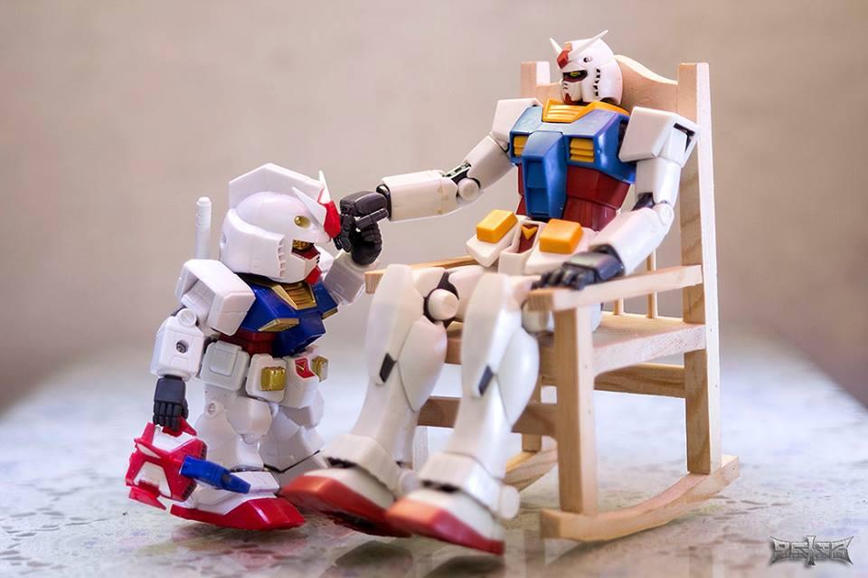 RX-78-2 Gundam Families