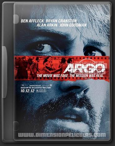 Argo (DVDRip Inglés Subtitulada) (2012)