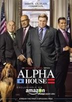 Alpha House Temporada 1 audio español
