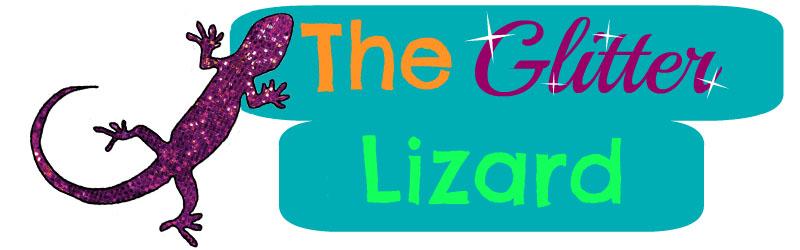 The Glitter Lizard