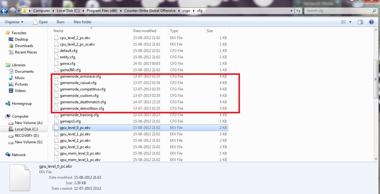 Как найти файл video txt в кс го scream cs go аватарка в стиме