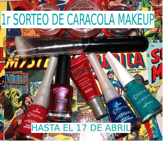 Concurso Caracola Makeup