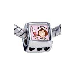 Pandora Bracelet Nurse Charm5