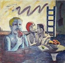 Juris Ubans-First Friday Art Walk Oct.7th