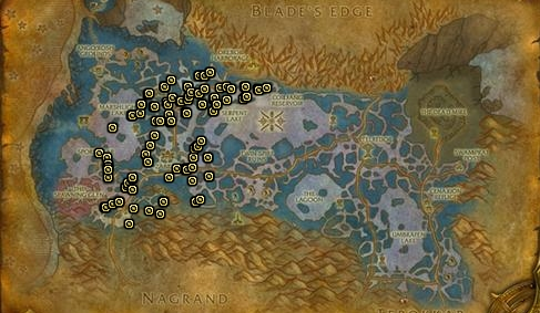 glowcap locations