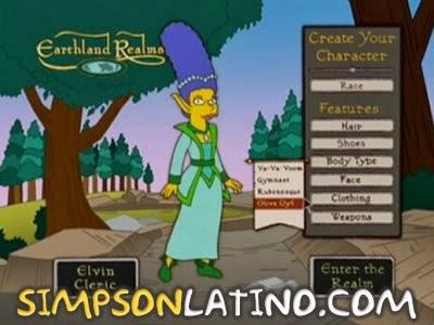 Los Simpson 18x17