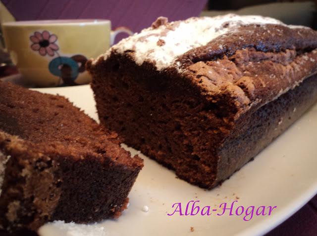 cake de chocolate canela y crema de whisky alba hogar
