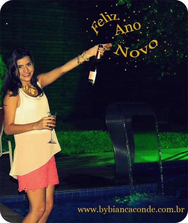 Feliz Ano Novo - 2014