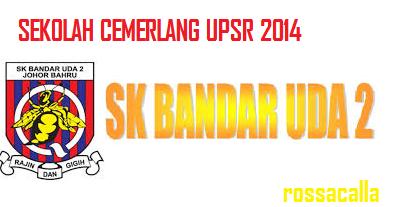 SK Bandar UDA 2 JB